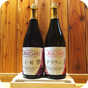 スパークリングワインの商品写真